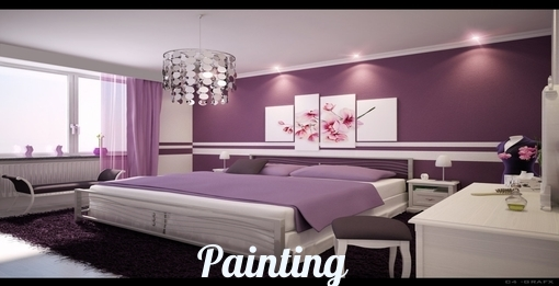 new painting renovations